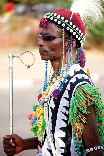 FULANI AND THE USE OF COLOURS IN TRADITIONAL DRESSING